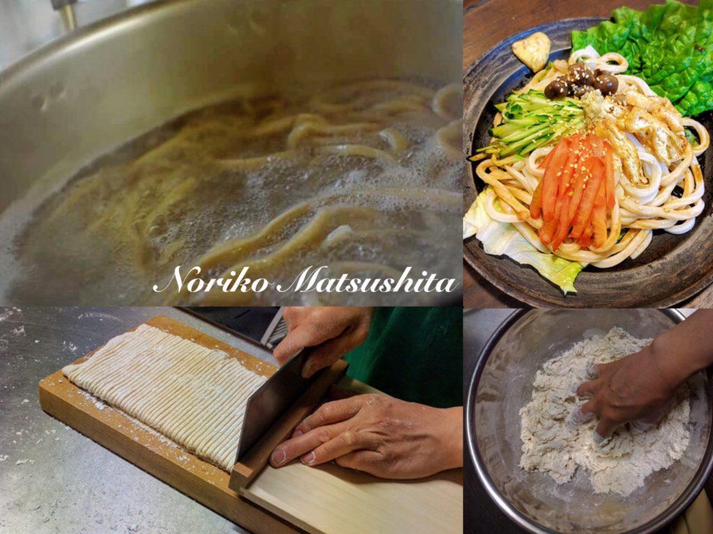うどんワークショップ残席1です!/1 seat left for Udon noodle workshop