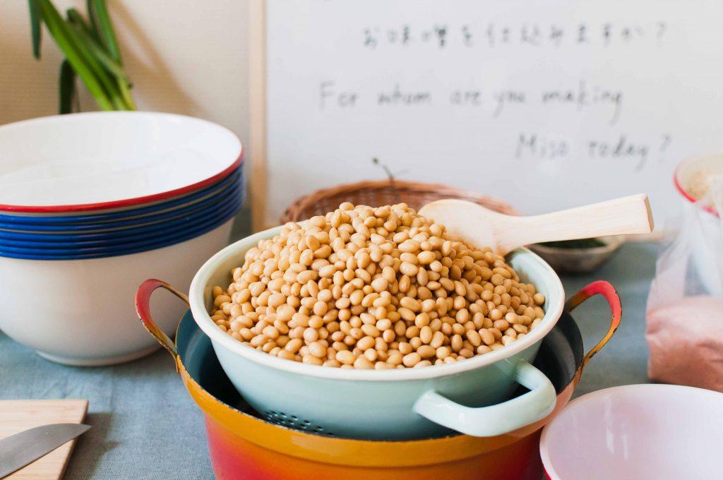 味噌仕込みの会、醸す台所・発酵料理の会ワークショップ/Handmade Miso・Cook with wild fermentation workshops
